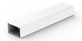Парапетний канал з подвійними стінками – PK 110X65 D