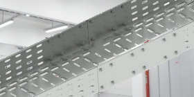 Кабельні лотки Юпітер - довжиною 6 метрів