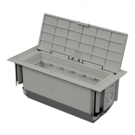 KOPOBOX mini L HB - sestava víceúčelové přístrojové krabice