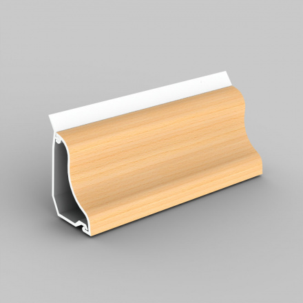 LP 35 I1 - lišta podlahová (imitace)