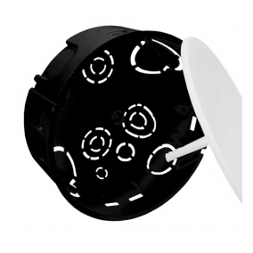 KOM 97HF FA - krabice bezhalogenová s víčkem KO 97 V/1 HF