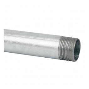 6020 ZN F - ocelová trubka závitová žárově zinkovaná (EN)