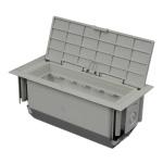 KOPOBOX mini L KB - sestava víceúčelové přístrojové krabice