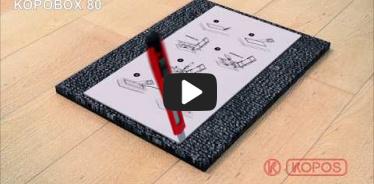 Вбудована мініатюра for Відео Інструкція по інсталяції підлогової коробки KOPOBOX - 12 модулів