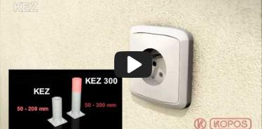 Вбудована мініатюра for Відео Інструкція по інсталяції коробки для теплоїзольованих стін KEZ