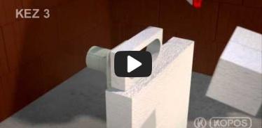 Вбудована мініатюра for Відео Інструкція по інсталяції універсальної коробки для теплоїзольованих стін