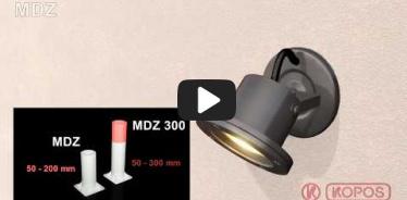 Вбудована мініатюра for Відео Інструкція по інсталяції монтажної панелі MDZ на теплозізольованих фасадах