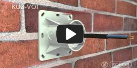 Вбудована мініатюра for Відео Інструкція по інсталяції універсальної коробки KUZ-VOI