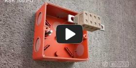 Вбудована мініатюра для Відео Інструкція по інсталяції коробки із збереженою функціональністю KSK