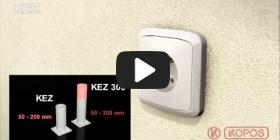Вбудована мініатюра для Installation instruction wiring box into thermal insulation KEZ