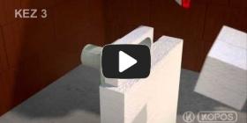 Вбудована мініатюра для Відео Інструкція по інсталяції універсальної коробки для теплоїзольованих стін