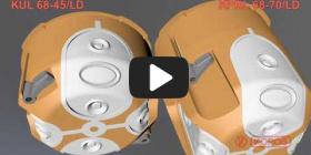 Вбудована мініатюра для Installation instruction wiring box for hollow wall KUL 68-45/LD and KPRL 68-70/LD