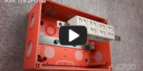 Вбудована мініатюра для Відео Інструкція по інсталяції коробки із збереженою функціональністю у вогні