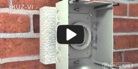 Вбудована мініатюра для Відео Інструкція по інсталяції універсальної коробки KUZ-VI