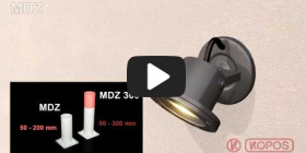 Вбудована мініатюра для Відео Інструкція по інсталяції монтажної панелі MDZ на теплозізольованих фасадах