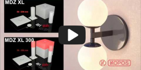Вбудована мініатюра for Відео Інструкція по інсталяції монтажної панелі MDZ XL на теплозізольованих фасадах